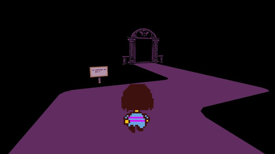 Undertale turns 3D
