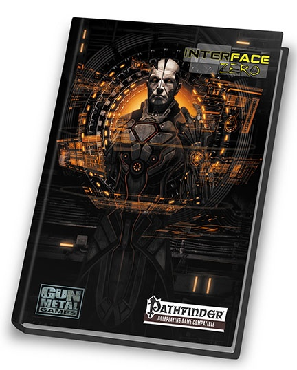 Interface Zero 2.0 is bringing Cyberpunk to Pathfinder RPG