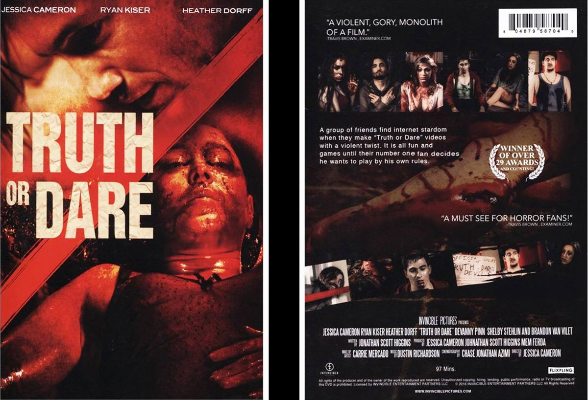 Truth or Dare (2013) REVIEW