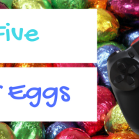 Top four awesome Easter Eggs