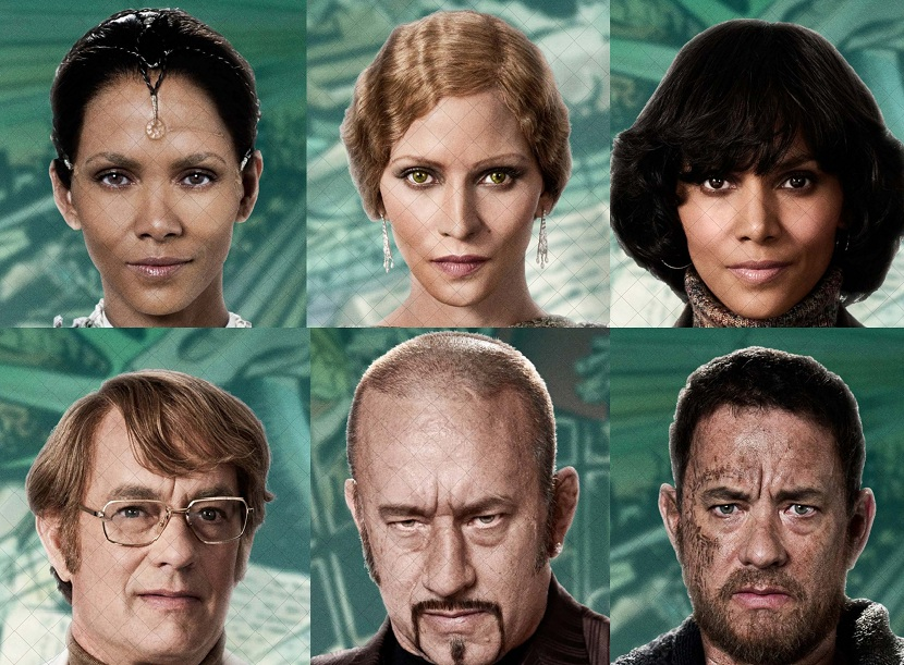 Halle Berry Tom Hanks Cloud Atlas racebending