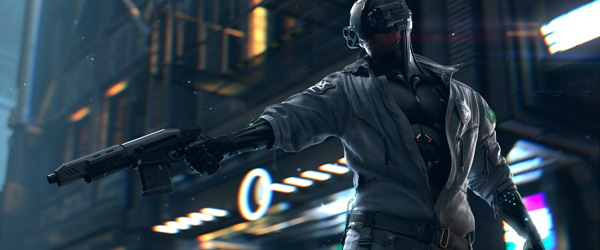 Cyber Girl Wallpaper Here S The Real Life Model From The Cyberpunk 2077 Teaser