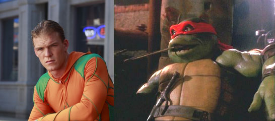 Ninja Turtles finds its Raphael – what about the twinkie?