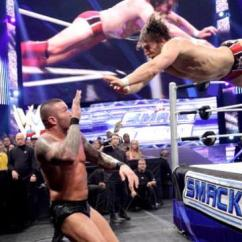 Wrestling Chair Shots Power Lift Repair Wwe Superstars Randy Orton And Daniel Bryan Fined For To The Head - Nerd Reactor