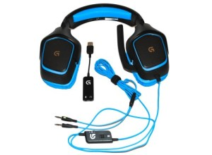 G430 71 Logitech Surround Sound Gaming Headset review