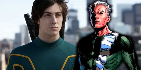 Aaron Taylor-Johnson closes deal to become Quicksilver in ...