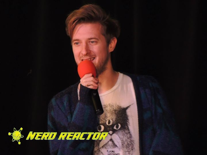 Doctor Who's Arthur Darvill sings how own version of 'Let It Go' - Nerd Reactor