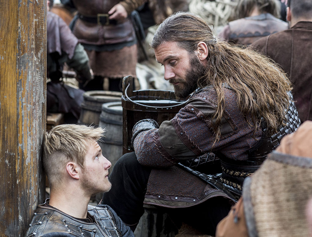 Photos And Clips For Vikings Season 2 Episode 8 Boneless