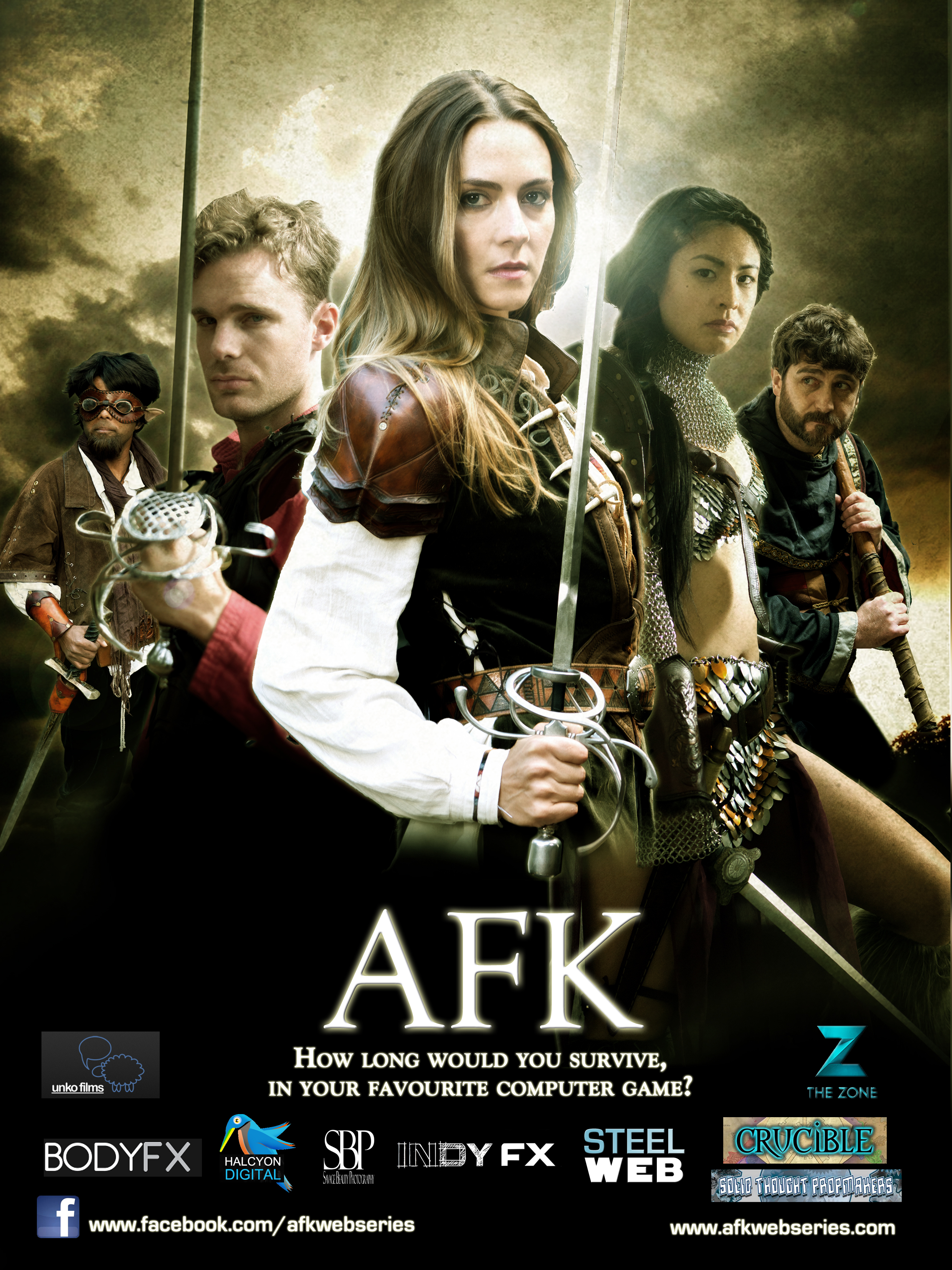 Image result for afk series