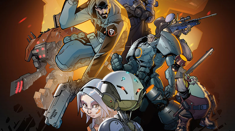 overwatch graphic novel and