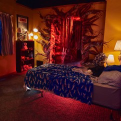 Lights For Living Room Singapore Tips On Decorating Your Stranger Things' Haunted Maze Teased Universal Studios ...