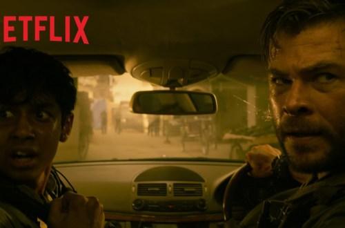 Resgate | Foto: Netflix