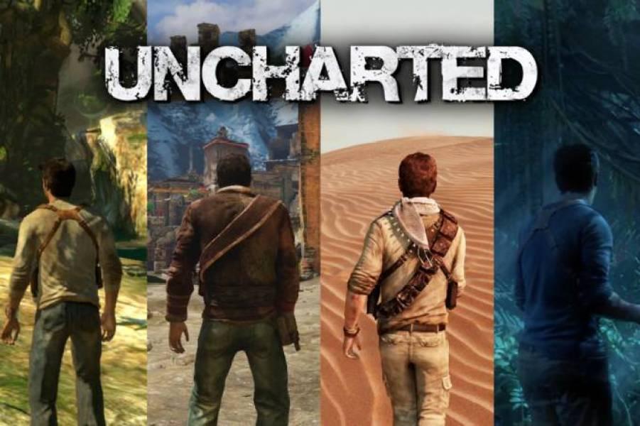 uncharted - Nerd Recomenda