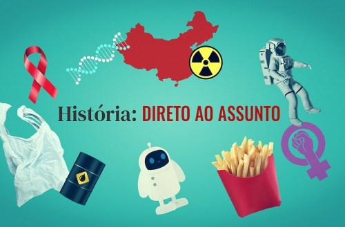 História - Nerd Recomenda