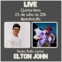Pedro Ruffo - Elton John