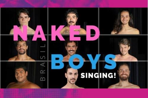 Naked Boys Singing Brasil