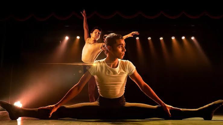 Filme de dança - O Grande passo