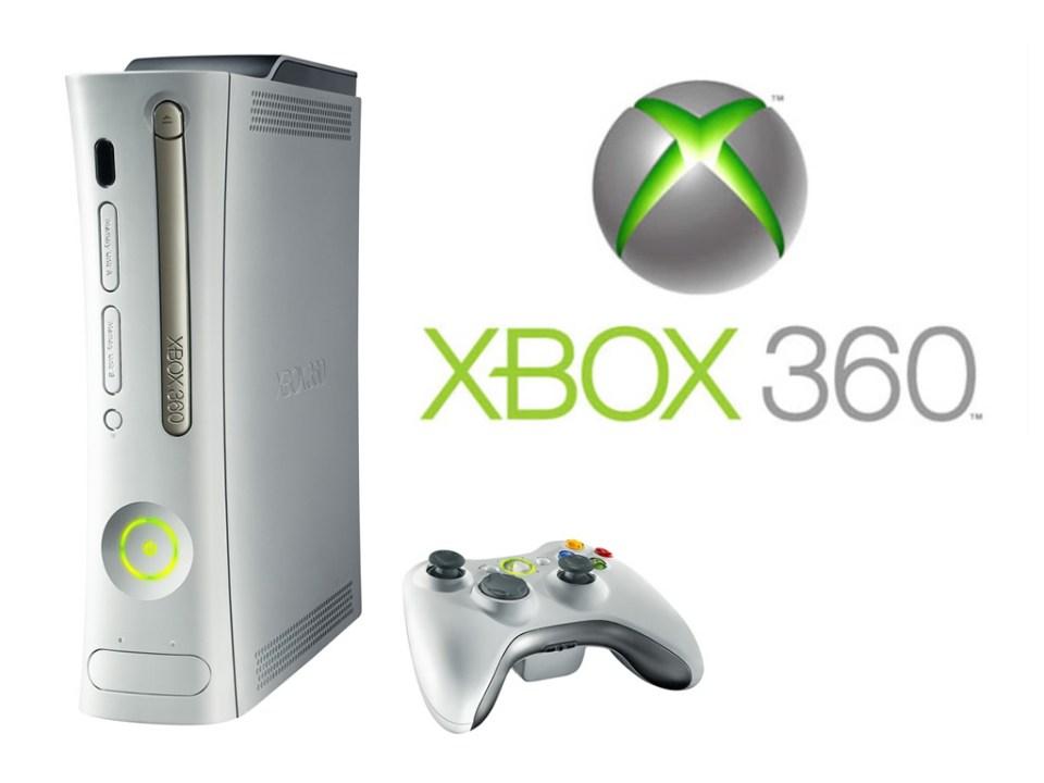 xbox 360 em 2005