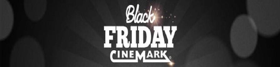 Black Friday da Cinemark - Nerd Recomenda