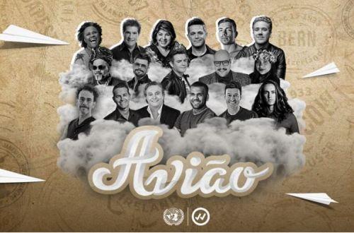 ONU lança música em parceria com artistas brasileiros