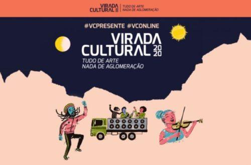Virada Cultural - Nerd Recomenda