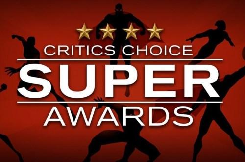 Critics Choice Super Awards - Nerd Recomenda