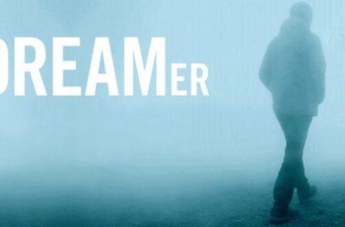 Banner do documentário Mr. Dreamer