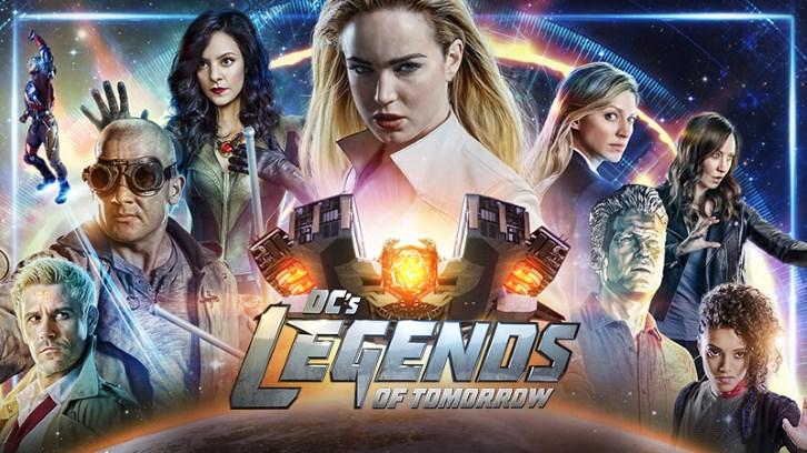 Legends of Tomorrow - Nerd Recomenda