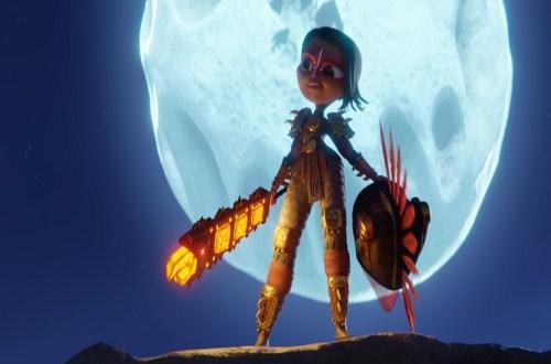 Maya e os 3 Guerreiros - Nerd Recomenda