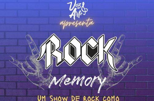 Rock Memory - Nerd Recomenda