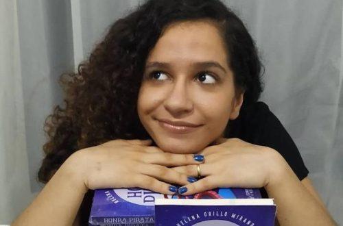 Helena Grillo conta novidades sobre o segundo livro da trilogia Espadas e Pistolas