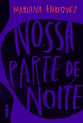 """Nossa Parte de Noite"", capa | Intrínseca"