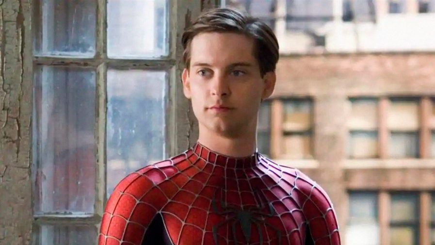 Tobey Maguire Marvel