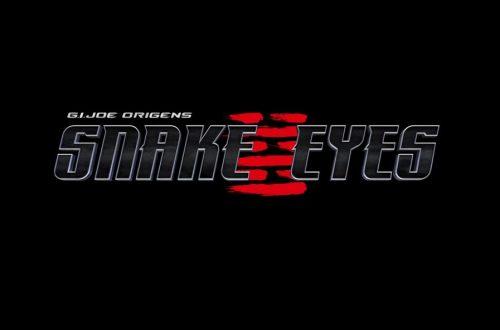G.I Joe Origens: Snake Eyes