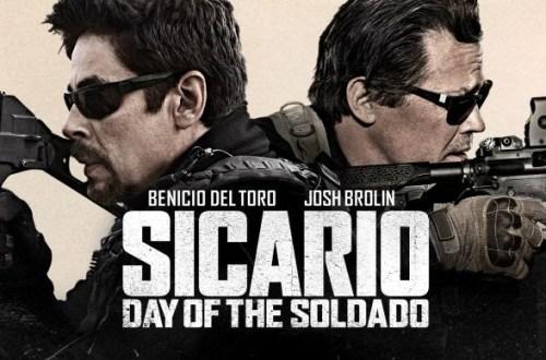 Sicário: Dia do Soldado