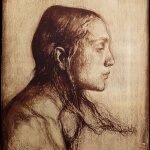 Helene in profile
