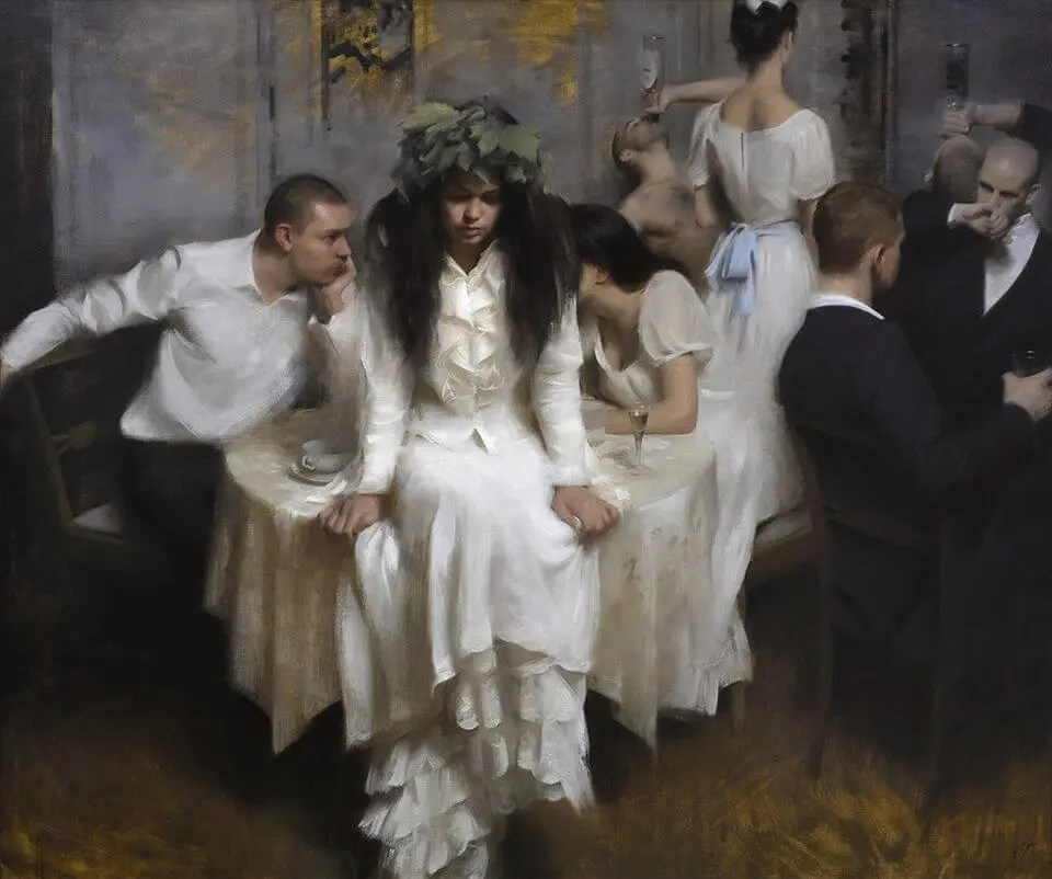 Nick Alm, former student