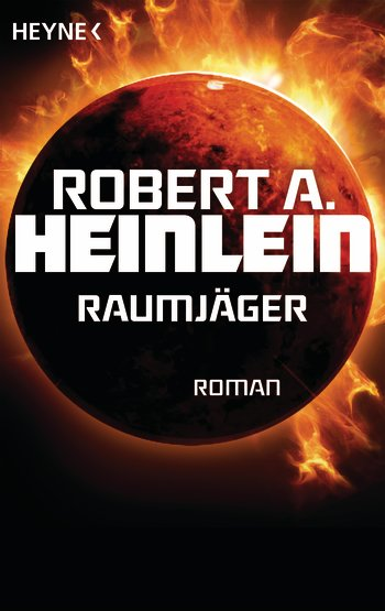 Raumjäger Cover (c) Heyne Verlag