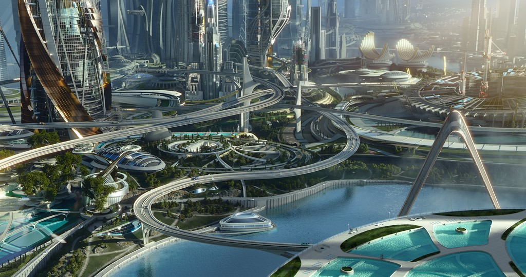 """Tomorrowland"""