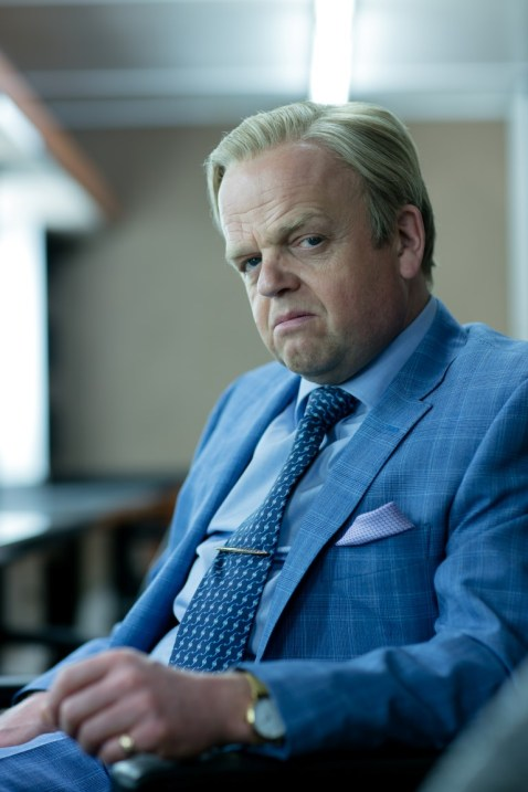 Picture shows: Culverton Smith (TOBY JONES)