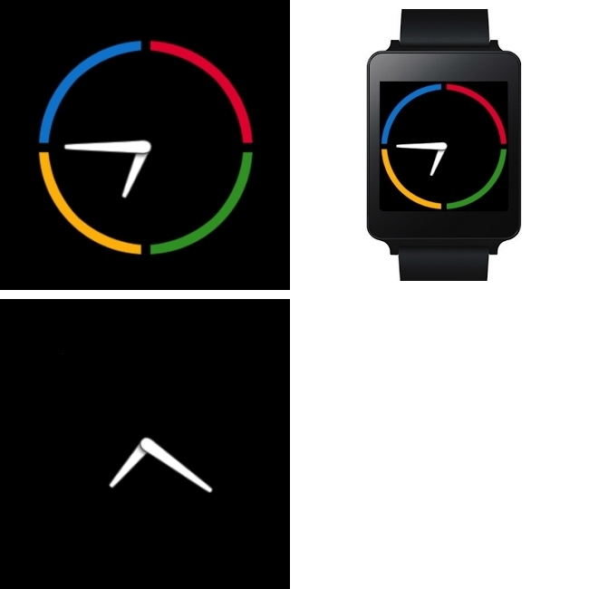 Nexus Watch Face