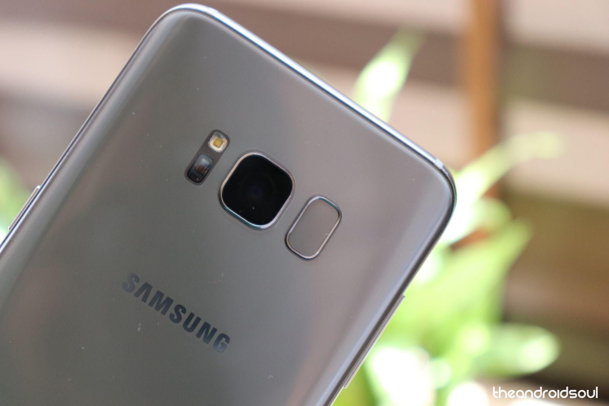 Samsung Galaxy S8 update news