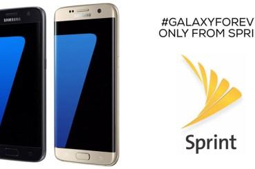 sprint galaxy s7 update