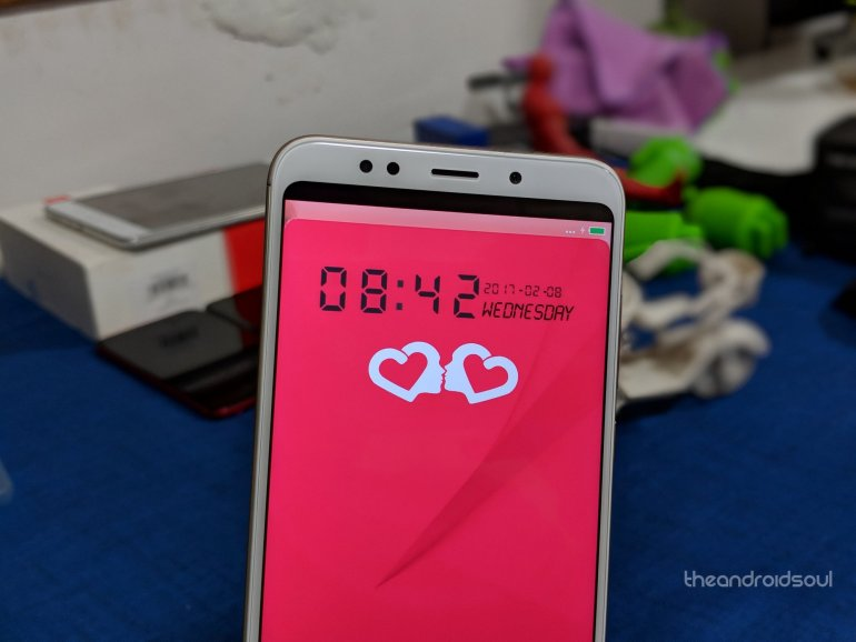 Xiaomi Redmi 5 Plus theandroidsoul