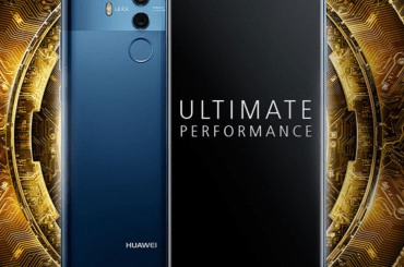 Huawei Mate 10 Pro and Mate 10 Porsche Design