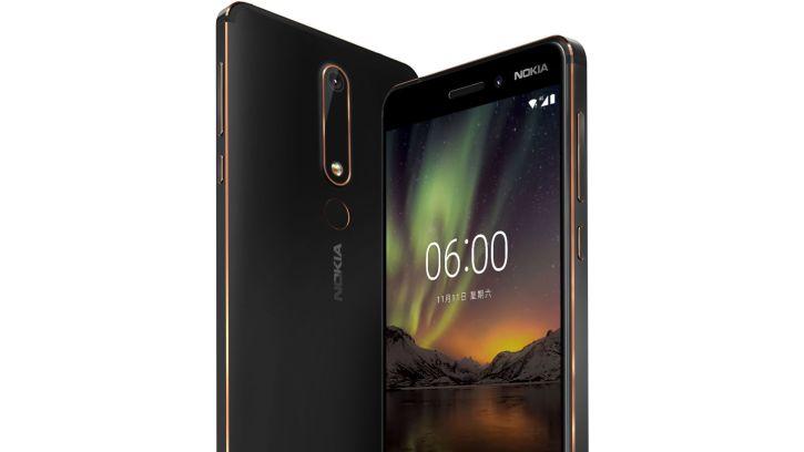 Nokia 6 vs Nokia 6 2018