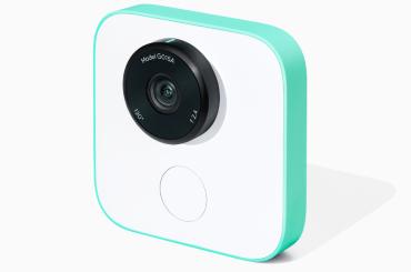 google clips camera