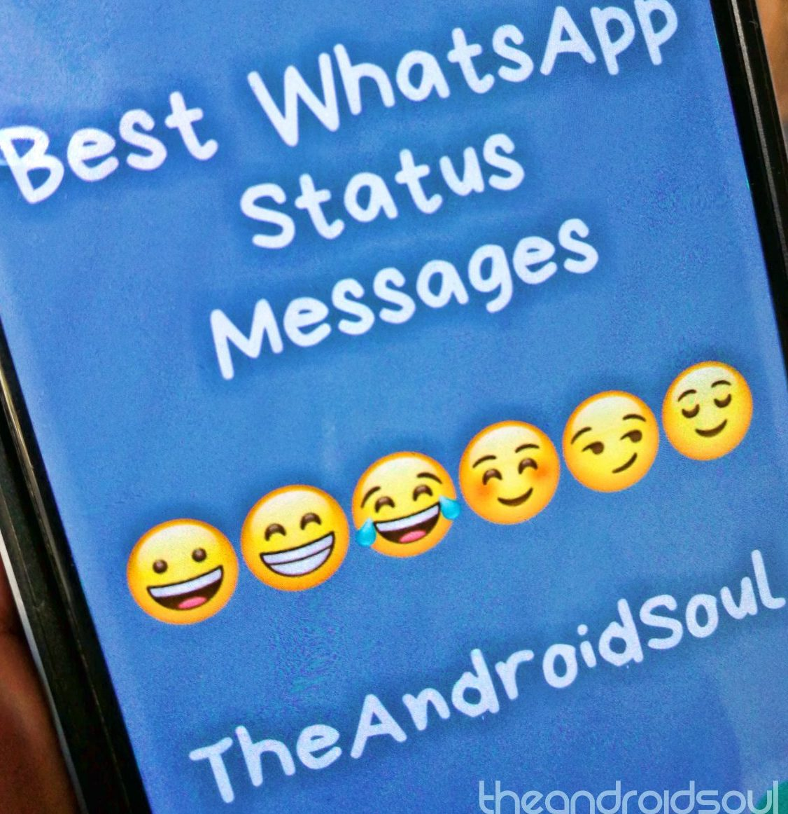 Top WhatsApp Status messages: Funny, Sad, Romantic, and
