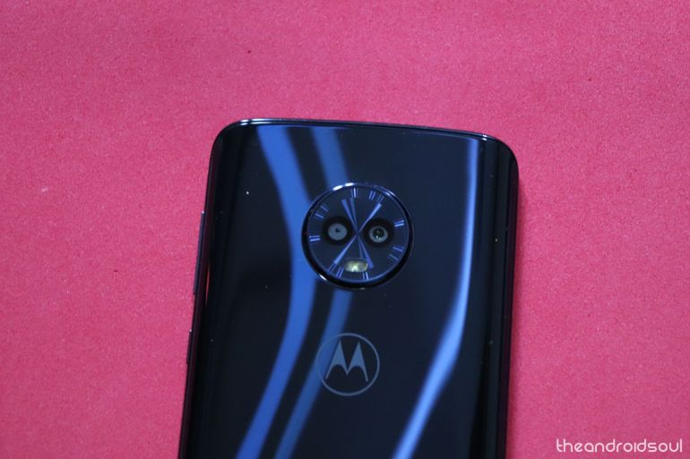Motorola pie update