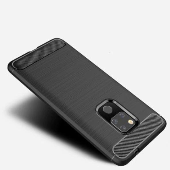Luxury Carbon Fiber Soft Case